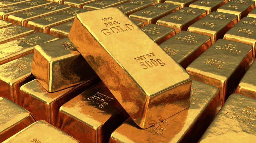 Gold prices edge higher as pullback in US dollar lifts appeal