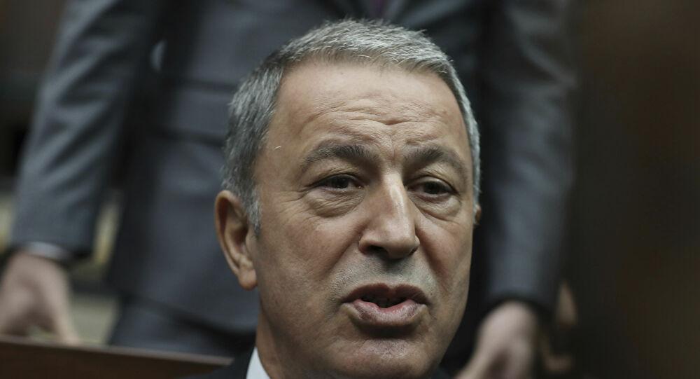 وزير الدفاع التركي: نحترم حدود وسيادة جيراننا وخاصة العراق