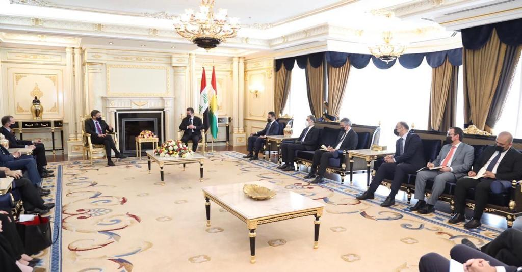 """Washington affirms its desire to develop relations with the Kurdistan Region as an """"important ally"""" in the region 1620217096738"""