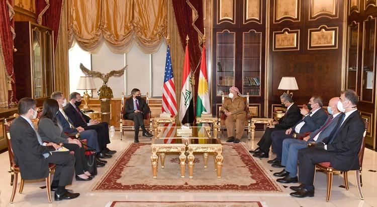 Biden administration informs Kurdistan a special message