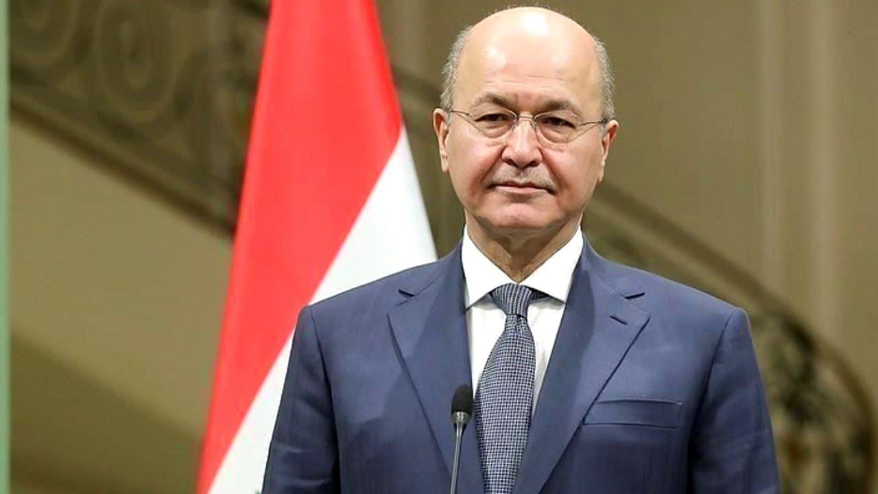 "Iraq hosted ""more than one"" round of Iranian-Saudi talks, President Salih says"