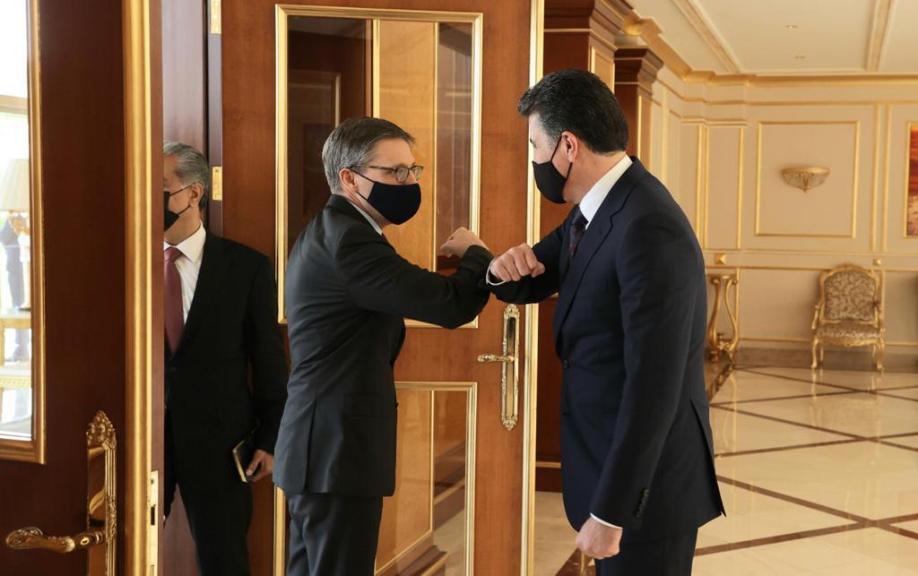 McGurk to the President of the Region: Kurdistan has many friends in Washington, as of President Biden 1620231524204