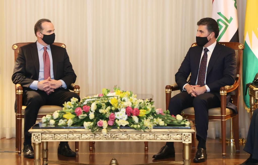 McGurk to the President of the Region: Kurdistan has many friends in Washington, as of President Biden 1620231525501