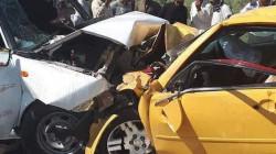 """مصرع وإصابة ٧ أشخاص بحادث سير على """"طريق الموت"""" في ديالى"""