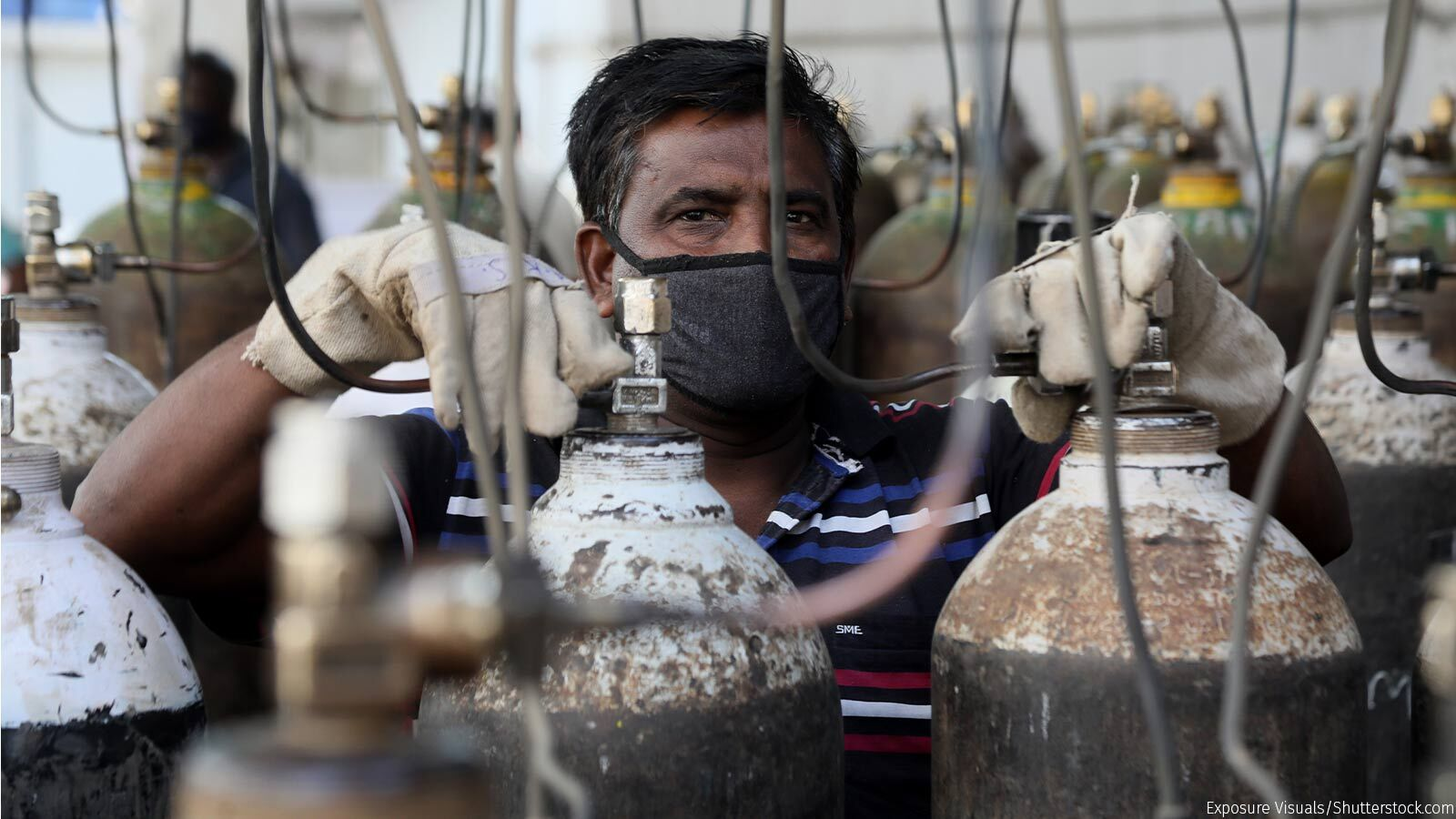 إصابات الهند بكورونا تتجاوز المليون ونصف المليون خلال اسبوع واحد
