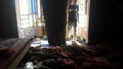 مصرع واصابة 10 اشخاص من أسرة واحدة بحادث حريق جنوبي العراق (صور)