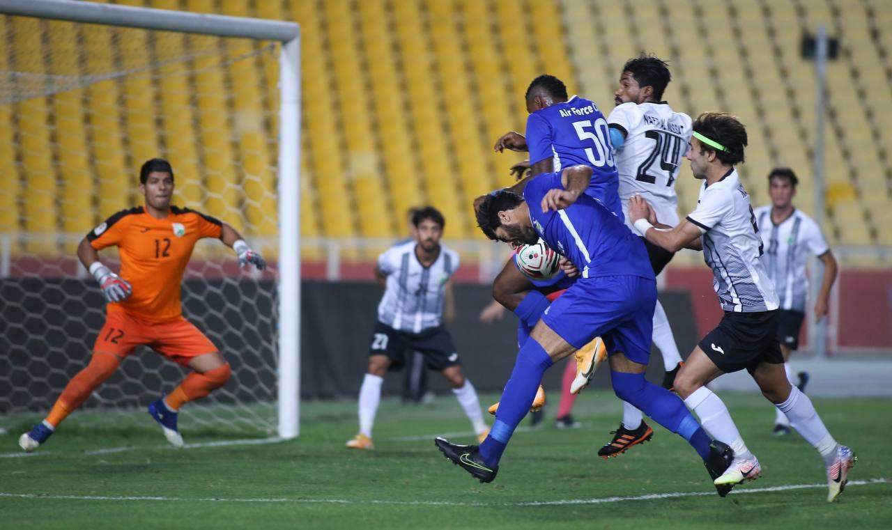 مباراة مؤجلة تضع الجوية في قمة الدوري الممتاز