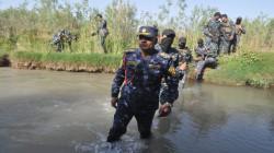 انطلاق عملية امنية مشتركة من خمسة محاور شمال تكريت