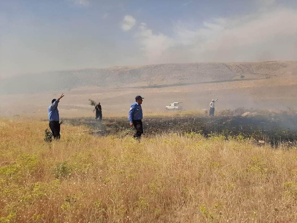 Farmlands arson is a plot to hamper the national economy, MP says