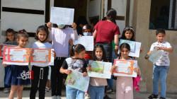 بعد إنهاء العام الدراسي: توزيع الشهادات في ديرك اقصى شمال وشرق سوريا