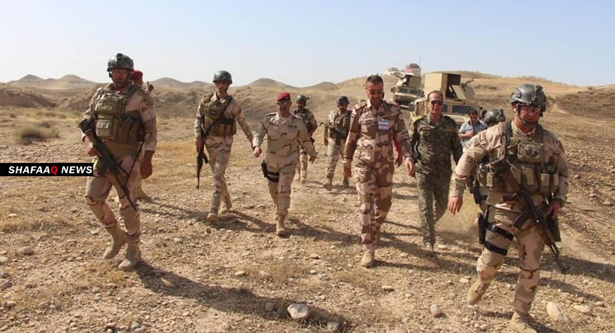 Soldiers wounded in an explosion in Diyala