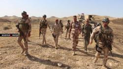 زەخمدارەیلیگ لە سوپای عراق وە تەقینەوەیگ لە دیالە