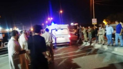 Security Forces deployed in al-Diwaniyah following a journalist's assassination attempt
