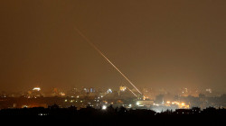 Explosions have been heard in Jerusalem after air raid sirens sounded