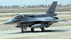 """بسبب صواريخ قاعدة """"بلد"""".. أف-16 العراقية تتعرض لضربة"""