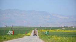 دورية أمريكية على حدود الإدارة الذاتية وتركيا