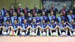 منتخب العراق لكرة الصالات يشد الرحال إلى الإمارات