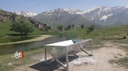 سياحة كوردستان تلجأ لحل مبتكر لحماية البيئة خلال التنزه