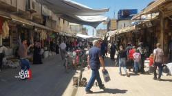الحوالات الخارجية تبث الحياة في أسواق القامشلي قُبيل العيد