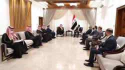 Al-Halboosi receives the Saudi Deputy Minister of Defense