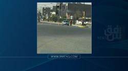 """الموصل """"مدينة أشباح"""" بعد دخول الإغلاق العام حيز التنفيذ"""