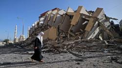 غزة.. 145 قتيلاً بينهم 41 طفلاً جراء القصف الإسرائيلي