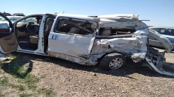 مصرع وإصابة 10 أشخاص بحادث سير جنوبي العراق