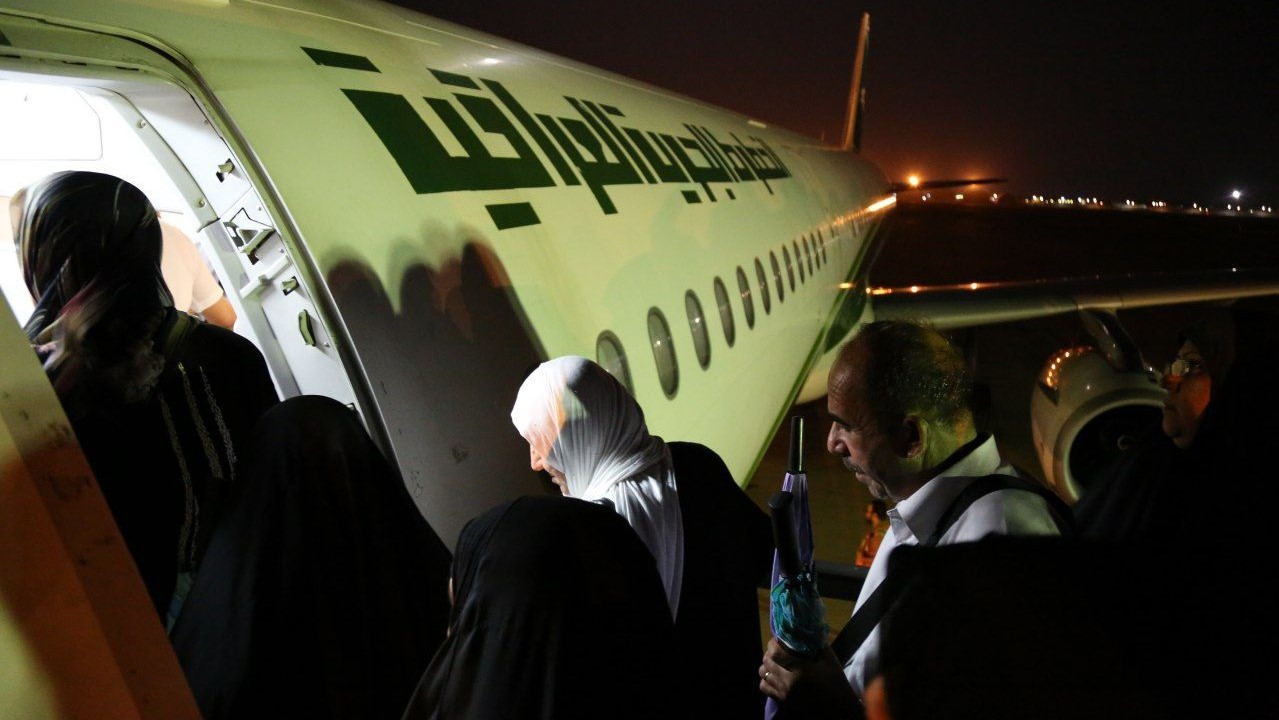 110 COVID-19 patients among Iraqis repatriated from India