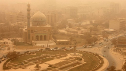 عاصفة ترابية تنهي حياة ستة اشخاص على طريق بغداد- الحلة