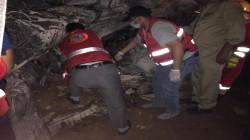 الدفاع المدني ينتشل 14 جثة متفحمة بحادث مروع جنوبي العراق