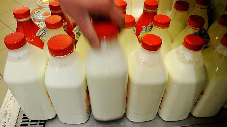 Iraq is Turkey's second-biggest importer of dairy products 1621080701659