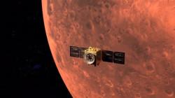 الصين تعلن نجاحها بهبوط مركبة فضاء على كوكب المريخ