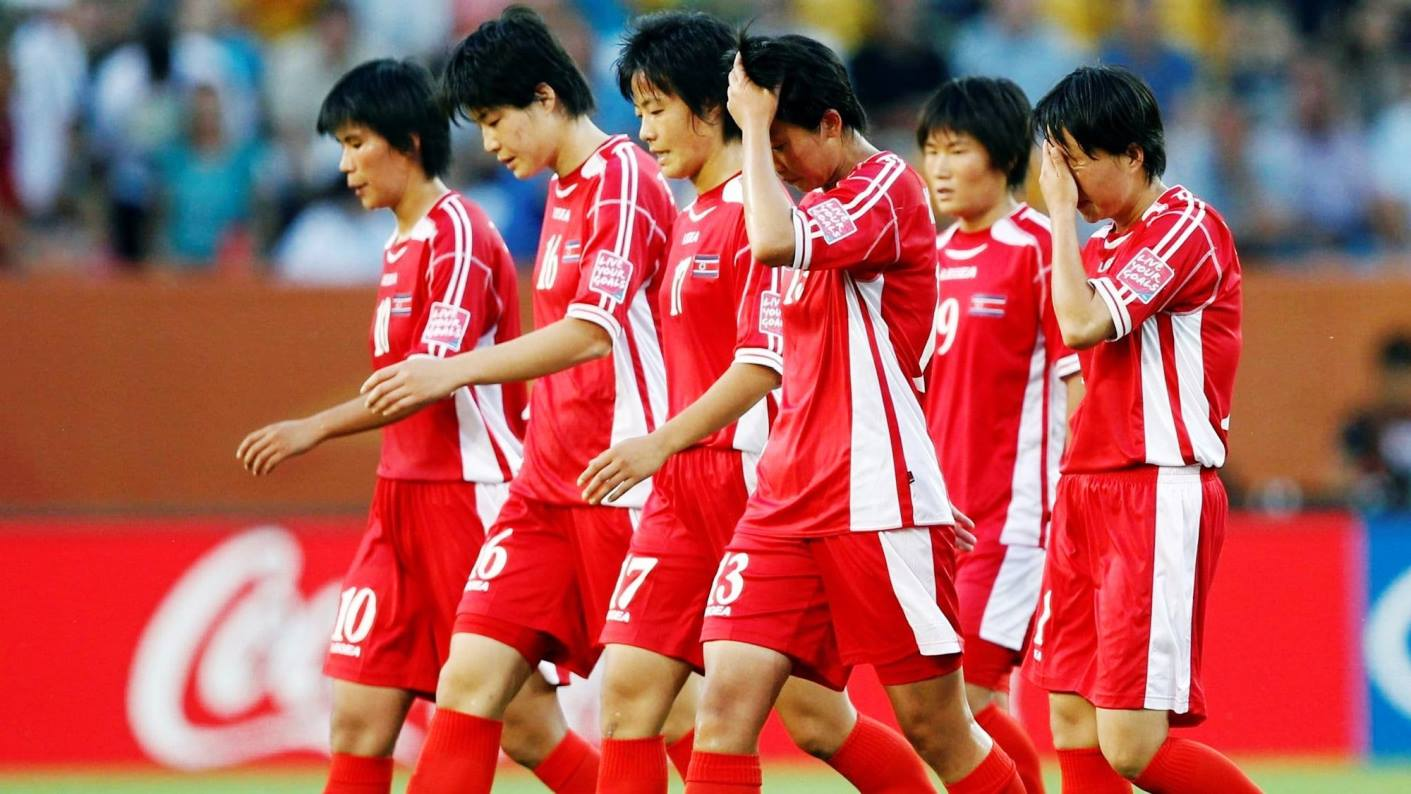 كوريا الشمالية تنسحب من تصفيات مونديال قطر وأولمبياد طوكيو