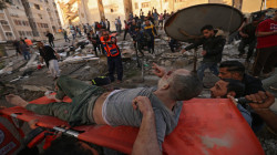غزة تعلن عن أعداد قتلى وجرحى الحرب الفلسطينية الاسرائيلية المستمرة