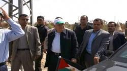 قصف اسرائيلي يودي بحياة مرافق الرئيس الفسلطيني.. صور