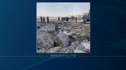 """جهاز مكافحة الإرهاب """"ينبش"""" أنفاق داعش بعد تدميرها جنوب الموصل"""