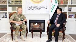 NSA receives the new Commander of NATO mission-Iraq