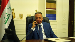 PM al-Kadhimi receives a phone calls from the outgoing Iranian President and the Greek PM