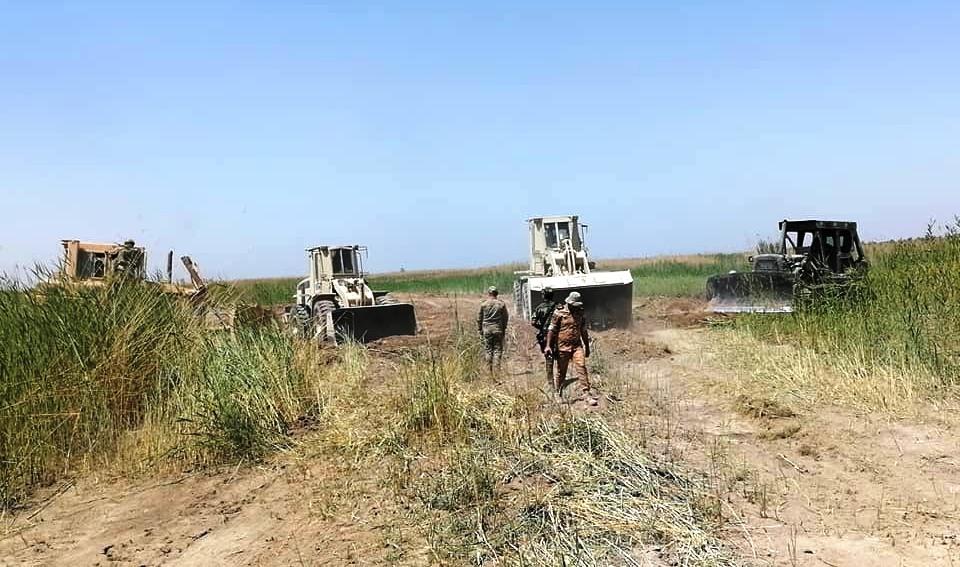 الجيش العراقي يضبط طائرتين مسيرتين لداعش
