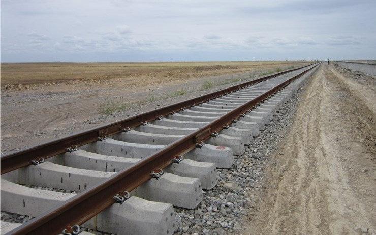 """""""Connects Iraq to China"""" ... a British website stresses the importance of the Basra-Shalamjah railway 1621333269804"""