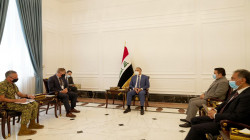 PM al-Kadhimi receives in Baghdad the NATO Secretary-General