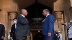 صالح والكاظمي يناقشان اتخاذ أقصى التدابير في الانتخابات