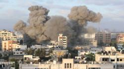 الصراع الدامي يستعر.. غارات إسرائيلية مكثفة تخلف قتلى في غزة