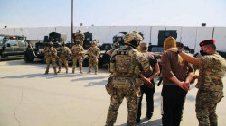 Iraqi security forces arrest an ISIS terrorist involved in Speicher massacre and five others in Kirkuk