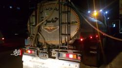 Security forces seize 18,000 liters of smuggled oil products in Kirkuk