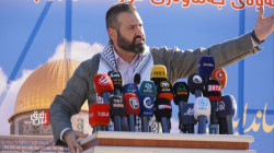 Al-Sulaymaniyah: demonstrations condemning Israeli attacks on the Palestinian people