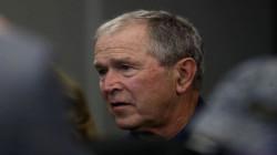 بوش يظهر محذرا من إيران : نفوذها خطر