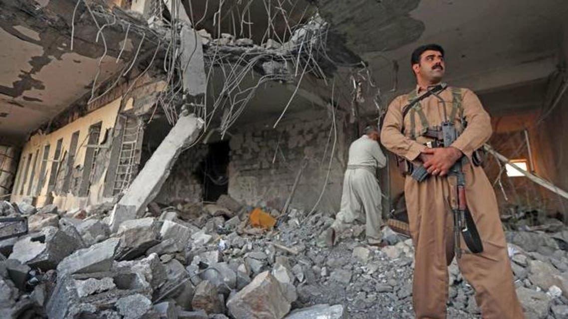 قتلى باشتباكات بين عناصر حزب كوردستاني معارض والقوات الايرانية