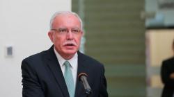 وزير الخارجية الفلسطيني يزور العراق حاملا رسالة لصالح والكاظمي