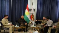 كوردستان وفرنسا: يجب الاستعجال بضرب داعش في كركوك وخانقين